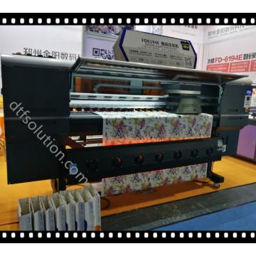 Imprimante à grande vitesse de sublimation avec 4 têtes d'impression d'Epson5113