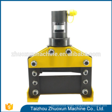 Durable In Use Hydraulic Tools Flexible Busbar Electric Wire Making Bending Cutting Punching Machine