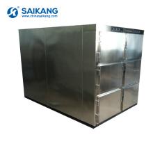 СКБ-7A005 хранения трупа шесть трупов морг холодильник