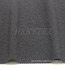 Grain Rice Shape Dobby with 4-Way Stretch Nylon Fabric for Garment