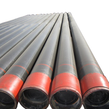 Pengecoran Besi Sch40 / sch80 Carbon Seamless Steel Pipe / tube