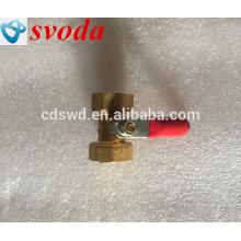 Terex spare parts throttle valve 15230961
