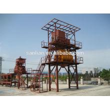 HZS60 Electric Siemens Concrete Batching Plant