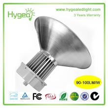 La meilleure qualité 80W 3 ans de garantie haute baie conduit entrepôt d'éclairage