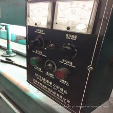 Venda quente para Hupao usado original que corta a máquina do tear