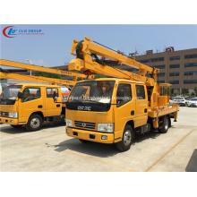 Guaranteed 100% DFAC 14m Aerial Working Platform Truck