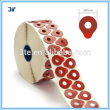 Tampons de blocage de bordure optique de lentilles optiques