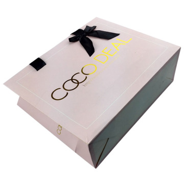 Luxury Customized 170gsm Coated Paper Bag