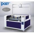DT12090Flying shoe vamp super smart proyección láser máquina de corte