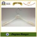 Fashion Design Transparent Hanger ABS Plastic Clothes Hanger