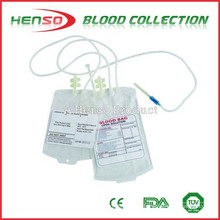 Saco Henso Double Blood Collection