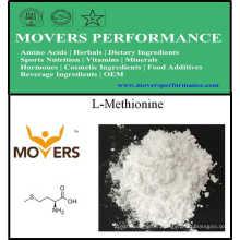 Hot Food Grade Amino Acid L-Methionine USP/Aji/Bp