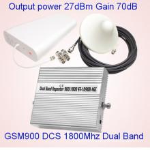Двухдиапазонный GSM Dcs 900 / 1800MHz Мобильный усилитель сигнала St-1090b