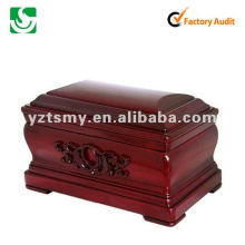 urnes en bois antiques JS-URN170