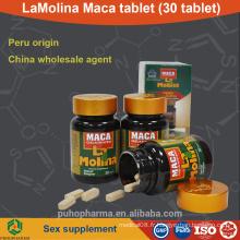 Vente en gros Pérou Maca tablette (30 comprimés) peruana