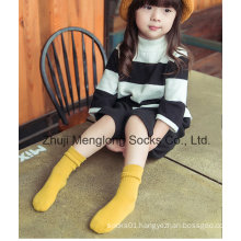 Winter Girl Cotton Socks Comfortable Fashion Loose Socks Cute Designs Small MOQ Free Samples Offered