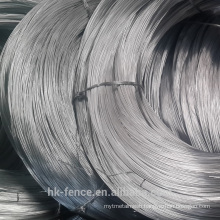 BWG 20 hot dipped galvanized iron wire / galvanized construction binding wire from alibaba China supplier Anping factory