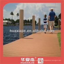 Plate-forme composite en bois écologique
