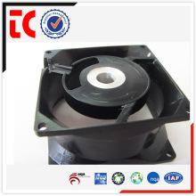 Professionelle hochwertige Aluminium-Druckguss-Lüftergehäuse nach Maß für mechanisches Zubehör