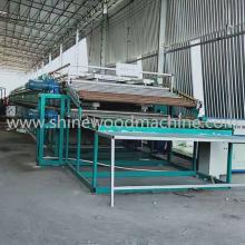 Máquina de secado de rodillos de alta productividad