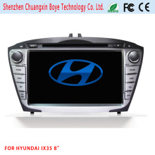 Hot 8inch 2 DIN Universal Auto DVD GPS Navigation Multimedia Player für IX35