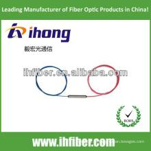1310/1490 / 1550nm Multiplexador de divisão de comprimento de onda de filtro FWDM