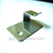 Gants en acier inoxydable en tôle sur mesure avec trous