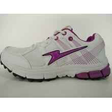 Zapatos de trekking blancos para mujer