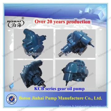 Pompe à engrenages rotatifs - pompe à engrenages / pompe à huile / lubrification de la série KCB