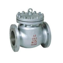 Akhir flanged Swing Check Valve