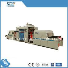 Prensa hidráulica de couro / máquina de carimbar