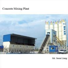 Estação de Mistura de Concreto Janeoo Hzs150q