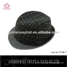 Billige Großhandelsmänner Fedora Hüte