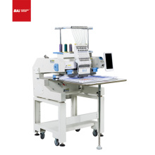 BAI high-speed home computer ca p embroidery machine with high quality and low price