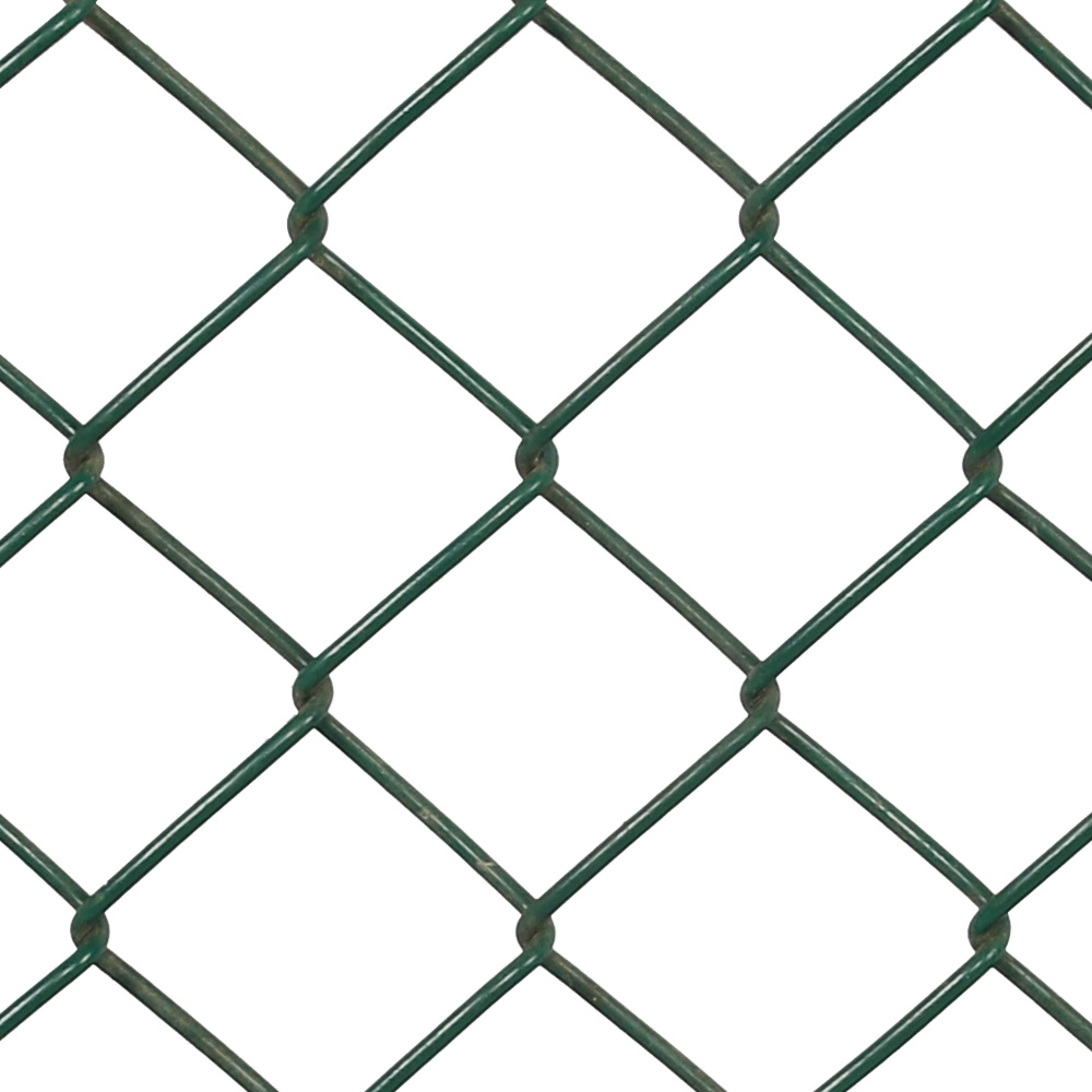 Hecho en Anping Galvanized Chain Link Fence