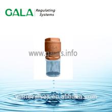 bronze foot valve