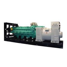 2400kw 3000kVA Diesel Generator High Voltage 11kv with Transformer
