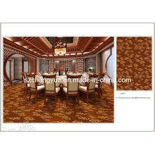Высококачественная печатная нейлоновая стена для стены Hotel Carpet