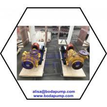 Bomba de chorume anti-abrasivo para tratamento de água