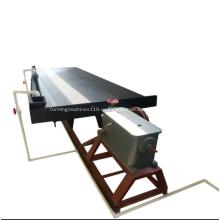 Встряхивающий стол для гравитационного горного оборудования