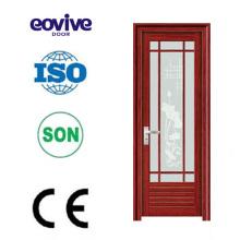 El nuevo estilo y caliente de la venta de aluminio vidrio puerta