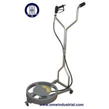 Limpiador de tren de rodaje para automóvil de uso doméstico