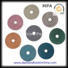 Diamond Concrete Polishing Pad for Marble Granite Floor