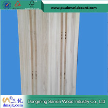 Lightweight Wood Paulownia for Surfboarding and Snowboarding
