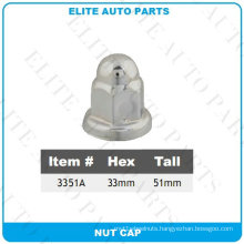 Nut Cover for Car Wheel