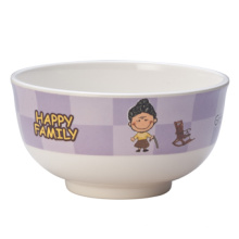 Melamin Kinder Suppenteller (HF708) 100% Melaminware
