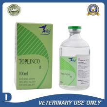 Veterinärmedikamente von 11% Lincomycin-Hydrochlorid-Injektion (100ml)