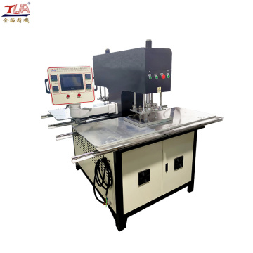 PLC Control Automatic Label Embossing Machine