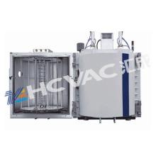 Máquina de metalização do vácuo da máquina de revestimento do vácuo das forquilhas / colher plásticas
