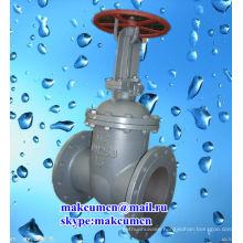 Ukraine Z41H-16C russian standard GOST PN50-PN200 Stainless stell Oil pipeline Gate valve